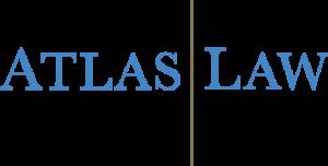 Atlas Law Blue Logo