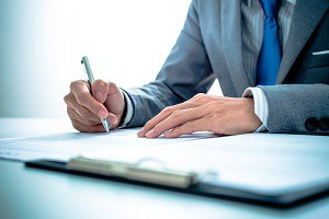 Attorney signing Revocable Trust