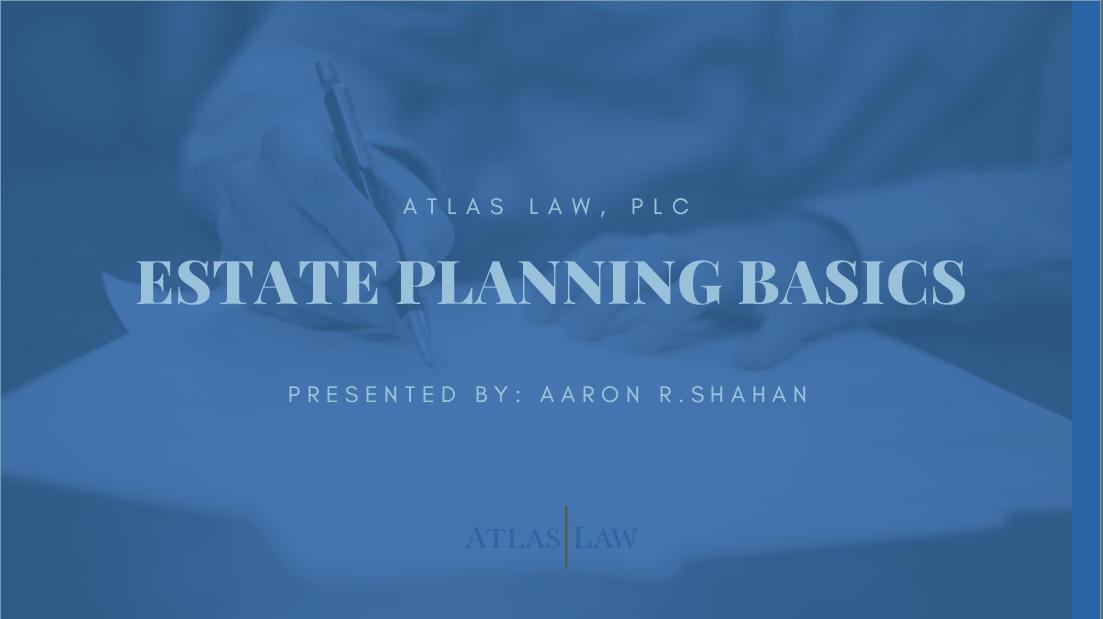 Downloadable Estate Planning Basics PowerPoint Presentation