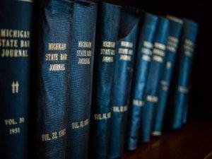 black legal reference books